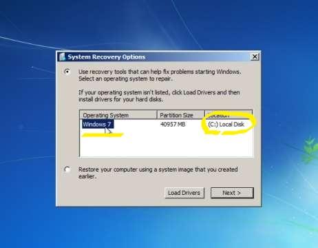 hack windows 7