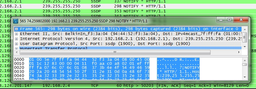 capture-window-wireshark