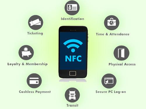 NFC chart